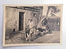 AK Sachsen Ansichtskarte Deutsches Reich 1946 gelaufen