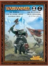 Warhammer Orc Warboss | 2006 Release Sealed Box