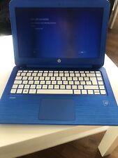 Portátil HP stream Notebook PC 13 Azul 32gb Ram Intel Celeron X64 procesador Comp