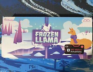 Ducky x MK Frozen Llama Mecha Mini v2 Round 3 RGB LED 60%