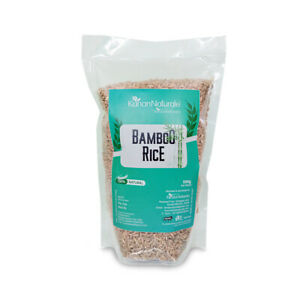 Bamboo Rice – 100% Natural Wild Forest Brown Bamboo Rice 500Gm
