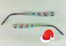 Weihnachten Change Me Brillenbügel GESCHENKIDEE 3 Weihnachtsmänner