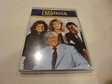 """MATLOCK"" - The Third Season  DVD ( 5 Disc Set) BRAND NEW SEALED"