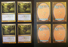 4x Grisly Salvage - Return to Ravnica