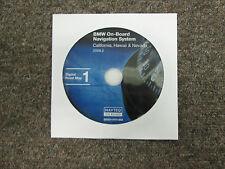 2006.2 BMW a Bordo Sistema di Navigazione California Hawaii Nevada CD DVD