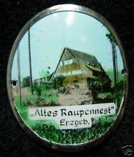 Altes Raupennest Round used medallion stocknagel G0726