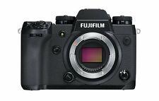 New Fujifilm X-H1 Digital Camera Body *OFFICIAL FUJI UK DEALER* XH1