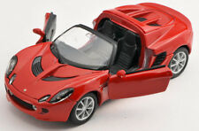 BLITZ VERSAND Lotus Elise 111s 2003 rot / red Welly Modell Auto 1:34 NEU & OVP