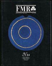 FMR Number 21 Marzo 1984 / First Edition 1983