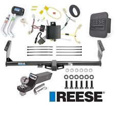 "Reese Trailer Tow Hitch For 15-20 Toyota Sienna Except SE Wiring 2"" Ball & Lock"
