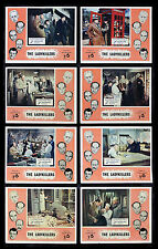 THE LADYKILLERS * CineMasterpieces UK BRITISH MOVIE POSTER LOBBY CARD SET 1955