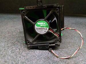 DELL OEM Nidec M35105-57 temp controlled fan with case & shroud Dell 0K0456