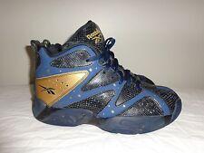 Reebok Kamikaze ll Kemp snake print shoes mens size 6.5 L@@K!
