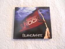 """Blancawhite """"Resurgence of Rock"""" 2012 indie AOR cd Jeff Paris & Paul Shortino"""