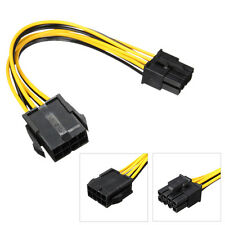 NEW 8pin Male to 8pin Female PCI Power Extension Cable for Graphics Video Card