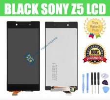 BLACK Sony Xperia Z5 Assembly Original LCD Digitizer Screen Replacement E6603
