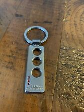 New Scotty Cameron 2011 Club Cameron Key Chain FOB Milled Cherry Dots