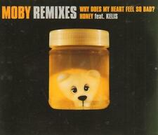 MOBY Honey / Why Does My Heart Feel So Bad? Remixes 2000 UK CD  NEW