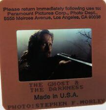 THE GHOST AND THE DARKNESS CAST Michael Douglas Val Kilmer John Kani   SLIDE 2