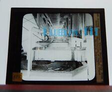 Skotifos Norway Paper Mills Grindstone Glass Slide lantern Photograph