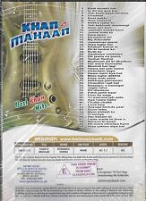 KHAN IS MAHHAN - BEST KHAN HITS - 20 HIT SONGS MUSIC DVD - FREE UK POST