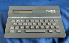 Vintage Franklin Electronic Word Machine Spelling Ace Sa98