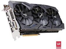 NA ASUS ROG Radeon RX 480 STRIX-RX480-O8G-GAMING 8GB 256-Bit GDDR5 PCI Exp 3.0