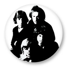 "Pin Button Badge �˜25mm 1"" The Doors Rock US Jim Morrison"
