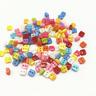 lot de 50 Bouton Crafts carré  6mm 2 trous scrapbooking bricolage décoration
