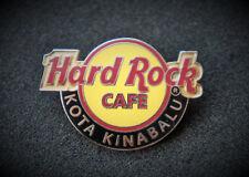 Hard Rock Cafe Kota Kinabalu Malaysia Classic Logo Pin 2012