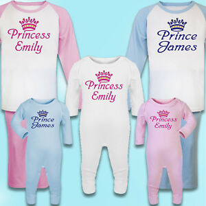 Personalised Embroidered 100% Cotton Pyjamas - Pink. Christmas Present/Gift