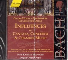 Bach: Edition Bachakademie Vol  98 Influences Of Cantata, Concerto / Bryndorf CD