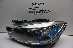 poor conditions 2014 2016 BMW 328i 335i GT F34 LH LED XENON HEADLIGHT OEM 2015