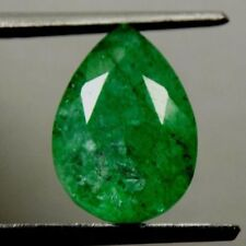 Colombia Excellent Cut Translucent Loose Natural Emeralds