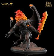 Weta Balrog Demon Of Shadow And Flame Statue Lord Of The Rings LOTR