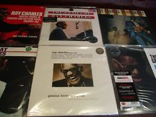 RAY CHARLES THE GREAT GENIUS OF WHAT I SAY DUETS LIVE COUNTRY & WESTERN 8 LPSET