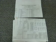 New Holland CR9040 CR9060 CR9065 Combine Electrical Wiring Diagram Manual 2010