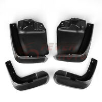 4Pcs Fender Mud Flap Splash Guard Fit Honda Civic 4-Door  2012 2013 2014 2015 FM