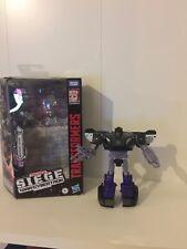 Transformers War For Cybertron Siege barricade