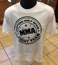 NEW ORIGINAL Fighters Only Gear MMA Fight Team MENS M  T-Shirt - F.O. Magazine