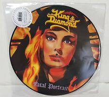 King Diamond Fatal Portrait Picture Disc LP Vinyl Record new