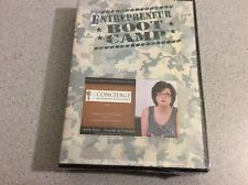 Entrepreneur Boot Camp DVD Set Leslie Spoor Concierge Business Solutions New