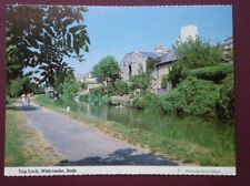 Unposted Bath Printed Collectable Somerset Postcards
