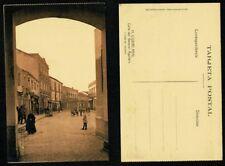 Tarjeta Postal Ciudad Real. Calle del General Aguilera. Nº 11. FOTO ROISIN
