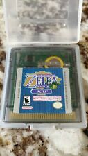 Legend of Zelda: Oracle of Ages (Game Boy Color) Authentic - Not For Resale