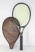 Vintage Avant Garde Graphite Gold Mid Size Tennis Racquet Grip 4 5/8