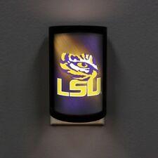 "NCAA LSU Tigers Motiglow Night Light 5"" X 3.5"" LED Light Plug In"
