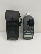 Radio Shack SOUND LEVEL METER 33-2055 Digital Display with Leather Case