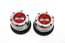 AVM466HP Manual Free Wheeling Hubs For Daihatsu Fourtrak/Rocky F78 2.8TD 5/1993>