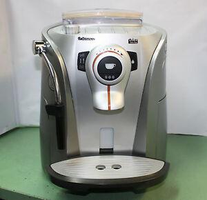 Wartung, Reparatur ⫸⫸ Ihrer ⫷⫷ Saeco Odea Giro Plus Kaffeevollautomaten